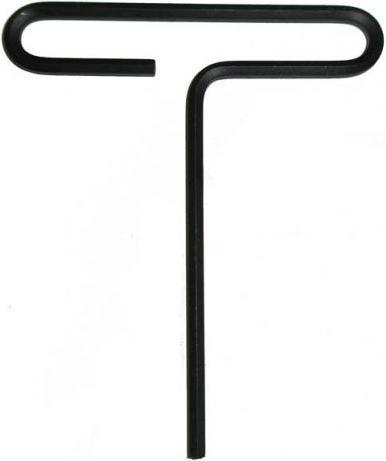 1/8 Т-образный ключ THW18 для DN-3