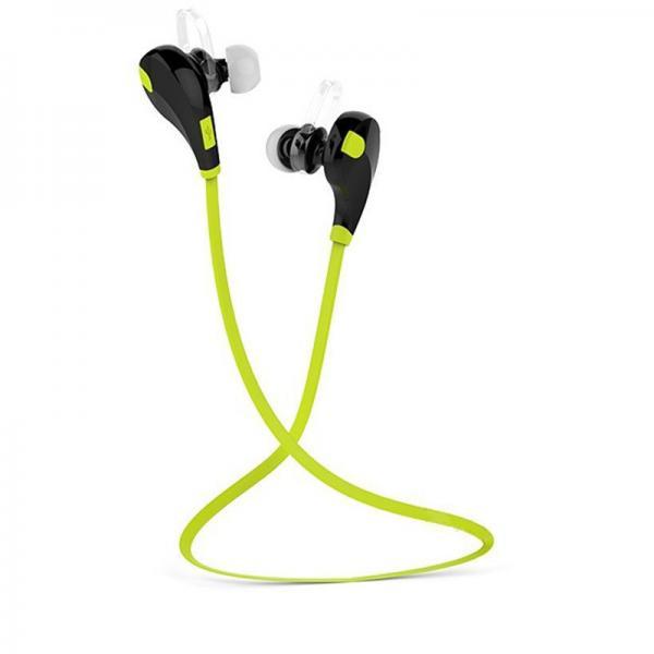 QCY Qy7 Bluetooth наушники спорт гарнитура с микрофоном Handfree