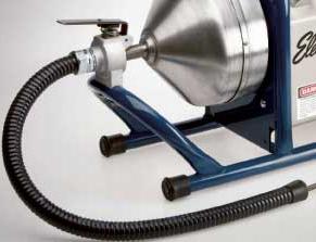 Устройство автоподачи спирали в комплекте с резиновым отводом CT-AF