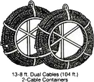 Барабан для переноски и хранения спиралей SC-15