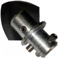 Насадка 48 мм для начальной прочистки труб от 75 мм A-1DC