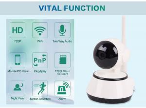 Фото Видеонаблюдение WIFI IP камера видеонаблюдения беспроводная Wifi 720 P ночного видения радионяня DT-C8815 DAYTECH