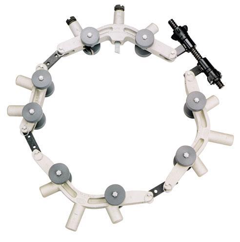 Роторный труборез для труб ПЭ и ПВХ большого диаметра