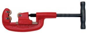 Фото  Труборез для стальных труб с 1,3 и 4 роликами