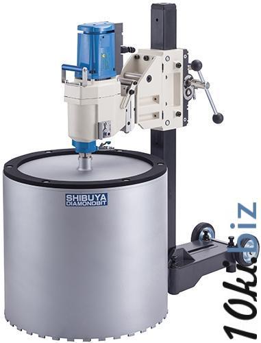 Установка алмазного бурения SHIBUYA TS-603 Строительный инструмент купить в ТРК Гулливер