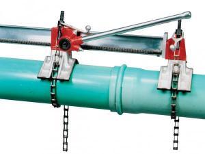 Фото  Устройства для соединения пластиковых труб