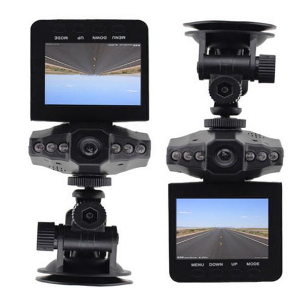 """Видеорегистратор автомобильный Globex HQS-205B 2.5 """" Full HD 1080 P обнаружения движения ночного видения мини"""
