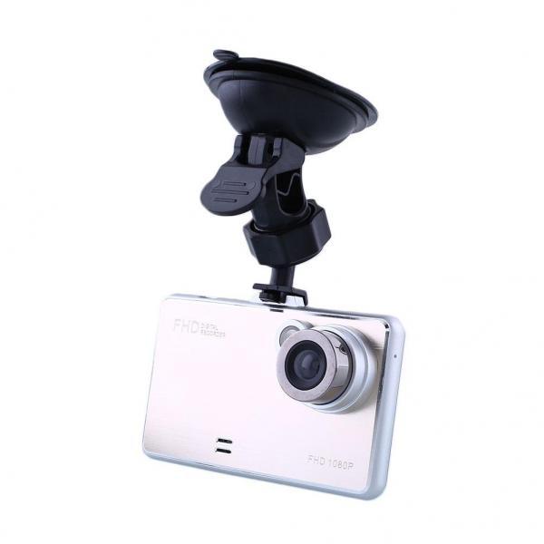 """Видеорегистратор автомобильный Full HD 1080 P обнаружения движения ночного видения 2.7 """"дюйма зкран"""