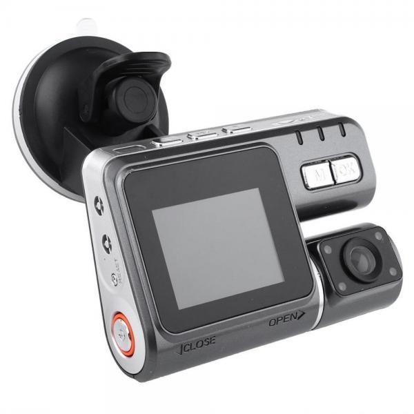 """Видеорегистратор автомобильный 1.77 """"дюйма зкран Full HD 1080 P функции обнаружение движения ночного видения  G-сенсор циклическая запись"""