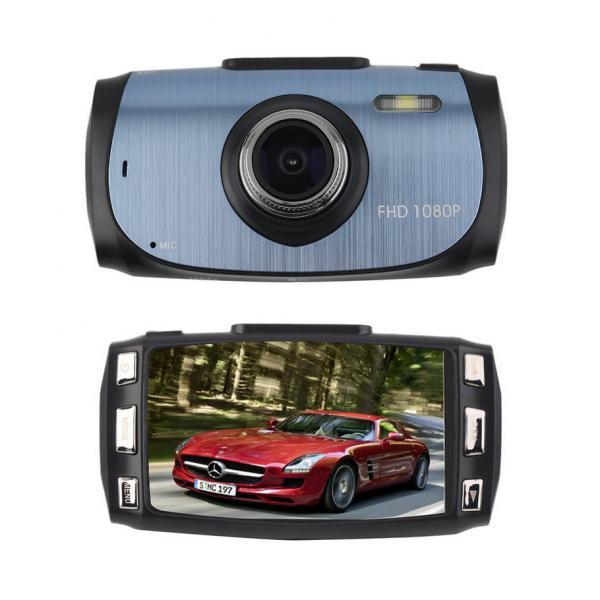 Видеорегистратор автомобильный   экран  2.7 '' HD 1080 P детектор движения ночного видения