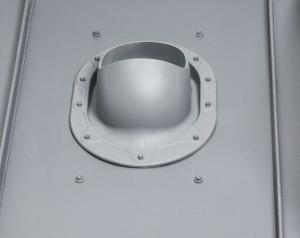 Фото Кровельная вентиляция Проходной элемент для фальцевой и готовой скатной битумной кровли CLASSIC