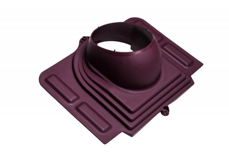 Проходной элемент для металлочерепицы с высотой профиля до 38 мм PELTI