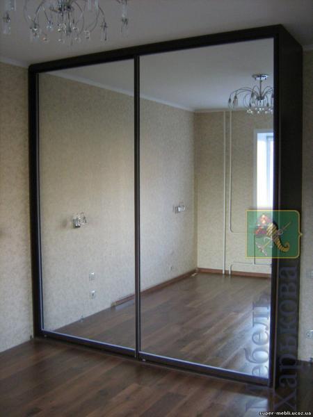 Гардеробные комнаты, прихожие шкафы-купе на заказ