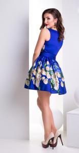 Фото Luzan Шелковое платье Латея (2 цвета)
