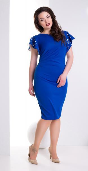 Платье Есения с перфорацией (2 цвета)
