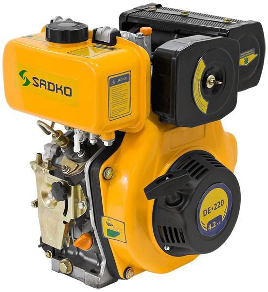 Двигатель дизельный Sadko DE-2