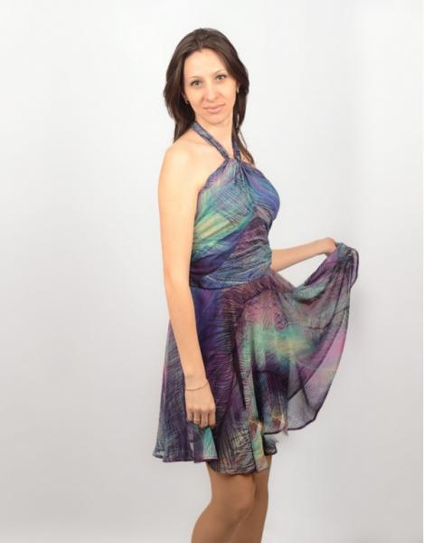 Модный женский сарафан Вики