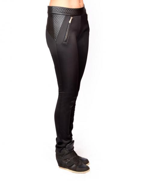 Модные женские леггинсы Эрна-10