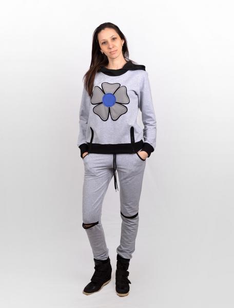 Яркий женский спортивный костюм СК-0165