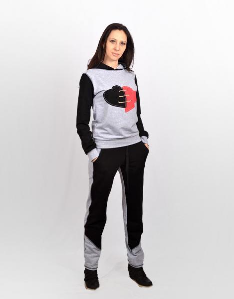 Модный женский спортивный костюм СК-0899