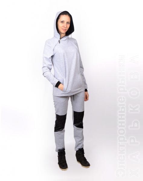 Модный женский спортивный костюм CK-0346  - Спортивные костюмы женские на рынке Барабашова