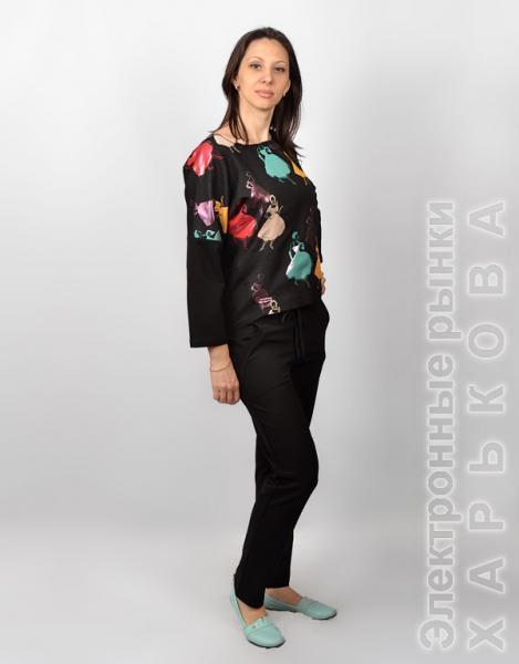 Женский спортивный костюм CK247  - Спортивные костюмы женские на рынке Барабашова