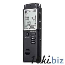 """T60  Профессиональный цифровой диктофон 8гб памяти большой ЖК дисплей 1,6 """" + mp3-плеер   Диктофоны и аксессуары в Украине"""
