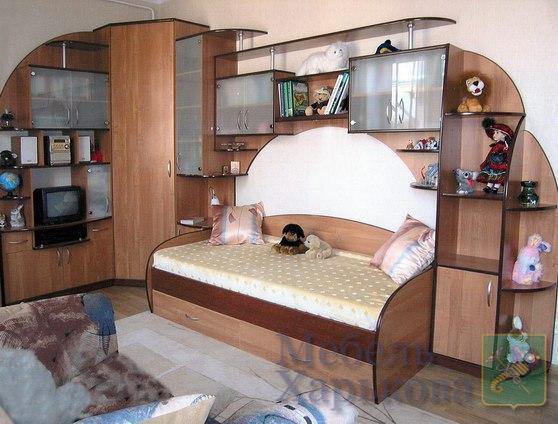 Шкафы купе, Стенки, Прихожие, Детские мебель, Мебель для Садиков.