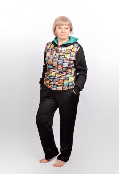 Женский спортивный костюм СК-0178