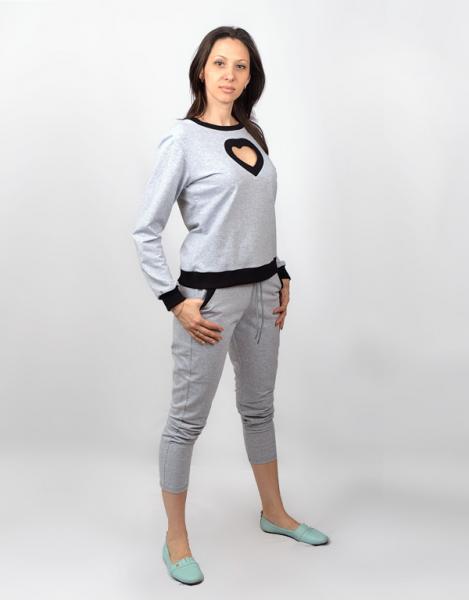 Женский трикотажный костюм СК 249