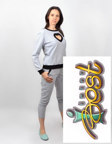 22907f3993a Фото Женские спортивные костюмы от ТМ Interbest Женский трикотажный костюм  СК 249