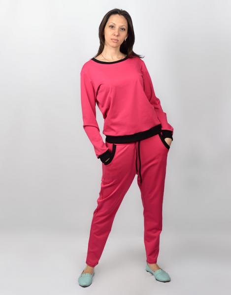 Яркий спортивный костюм СК 236