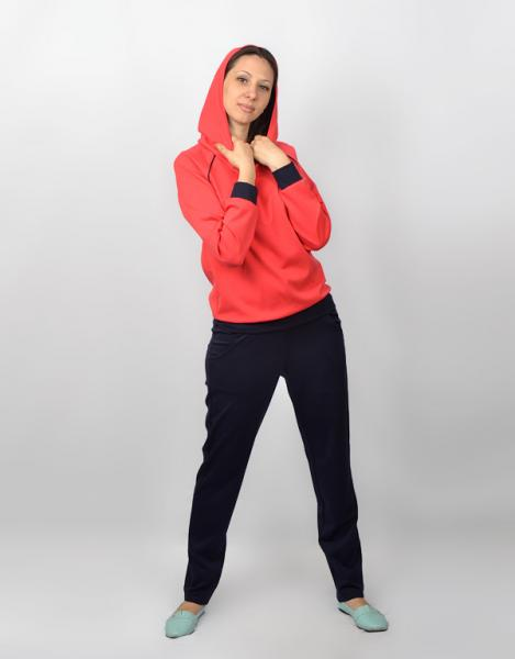 Трикотажный женский спортивный костюм СК 234