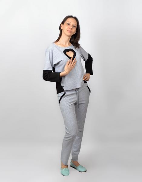 Стильный женский спортивный костюм СК 231