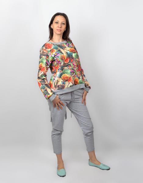 Модный женский спортивный костюм СК 227