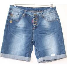ЦЕНА - 299 грн.(шт.) Шорты джинсовые женские ПОЛУБАТАЛ NEW JEANS 200 - D9053