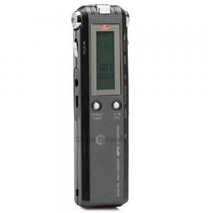 Фото Цифровые диктофоны Mp3 плееры Unisex 528 Диктофон мини профессиональный 8 ГБ цифровой аудио-рекордер mp3-плеер с жк-дисплеем
