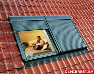 Фото  Мансардные окна FAKRO ФАКРО в Бресте