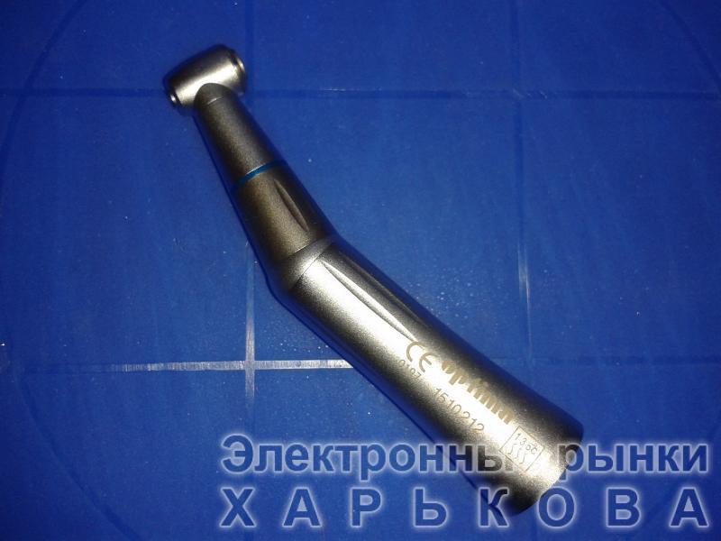 Наконечник микромоторный угловой кнопочный WT201 InWS (вн./п.воды) - Инструменты для стоматологических клиник на рынке Барабашова