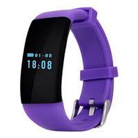 Dfit D21 умные часы браслет смарт Bluetooth спорт фитнес трекер водонепроницаемые шагомер на iOS или Android