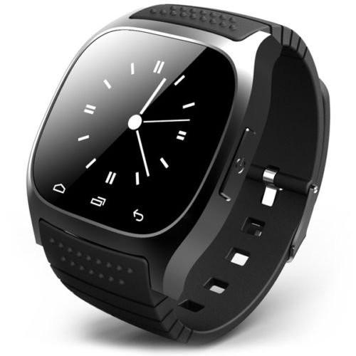 R-Watch M26 Bluetooth умные смарт часы роскошные наручные для Android и iOS Водонепроницаемые