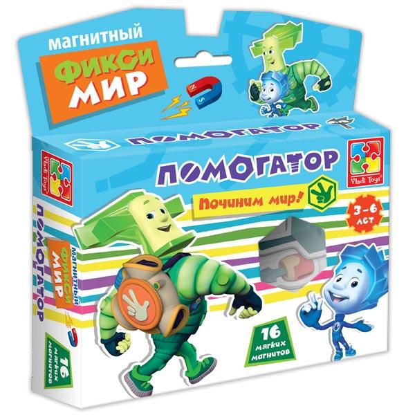 Магнитный Фикси-мир «Помогатор» Vladi Toy VT3102-01