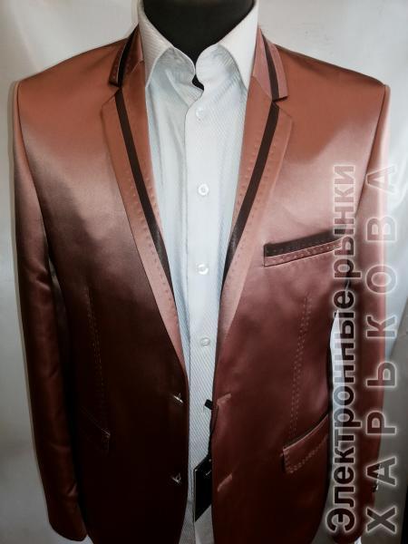 Пиджаки Турция Номер модели 045 - Пиджаки мужские на рынке Барабашова