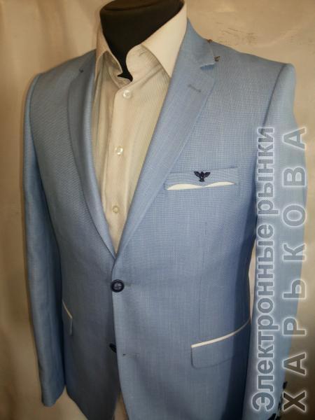 Пиджаки Турция Номер модели 053 - Пиджаки мужские на рынке Барабашова
