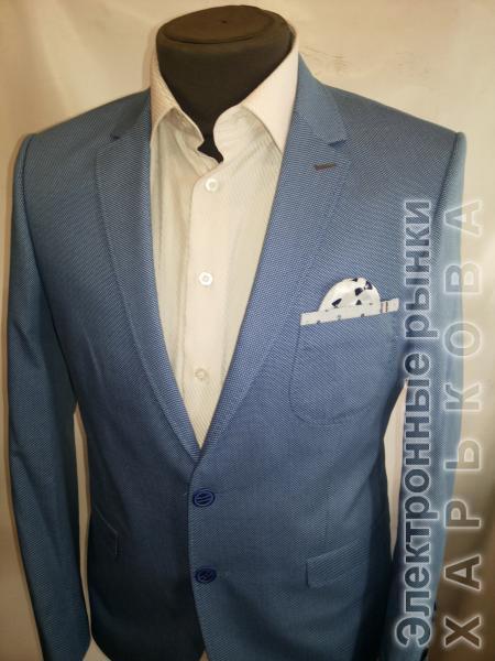 Пиджаки Турция Номер модели 056 - Пиджаки мужские на рынке Барабашова