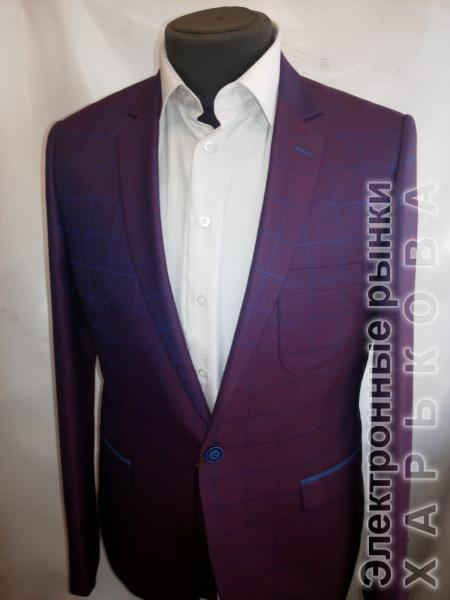 Пиджаки Турция Номер модели 057 - Пиджаки мужские на рынке Барабашова