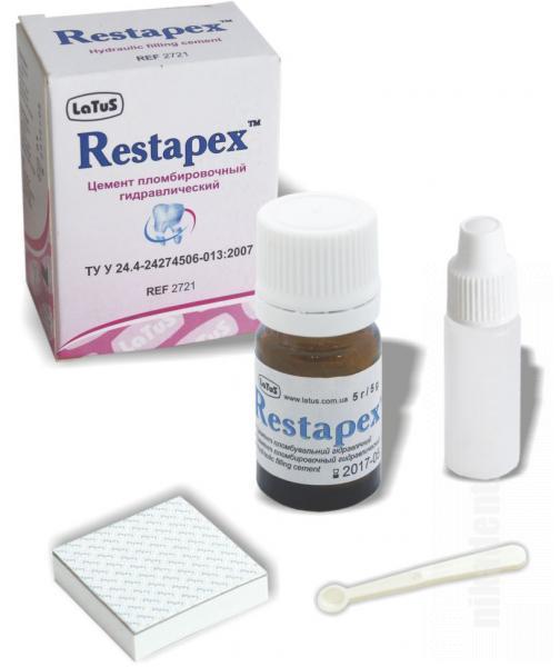 Фото Для стоматологических клиник, Материалы, Эндоматериалы Restapex (Рестапекс)