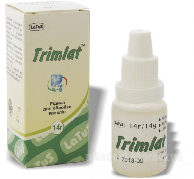 Фото Для стоматологических клиник, Материалы, Эндоматериалы Trimlat (Тримлат)