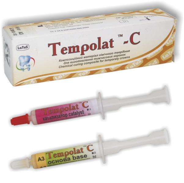 Tempolat-С (Темполат-Ц)- временная коронка