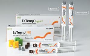 """EsTemp NE (ЭсТемп Н Е - 2*10гр) - Для временной фиксации, """"Spident"""""""